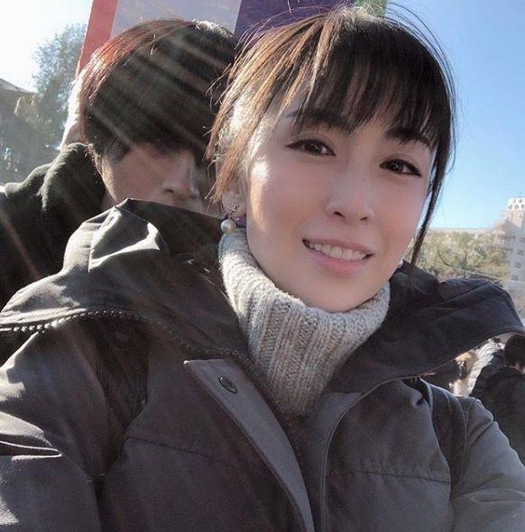 天野浩成と雛形あきこ
